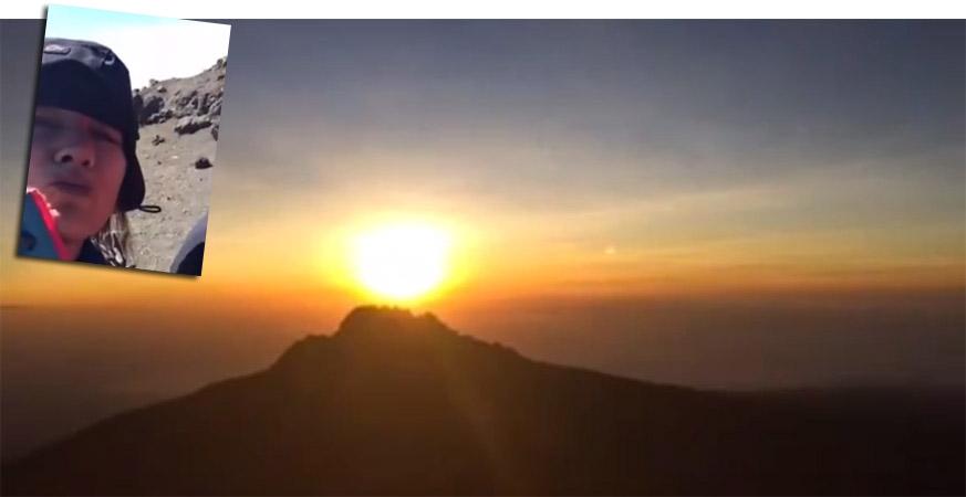 kilimanjaroSunRiseRachel